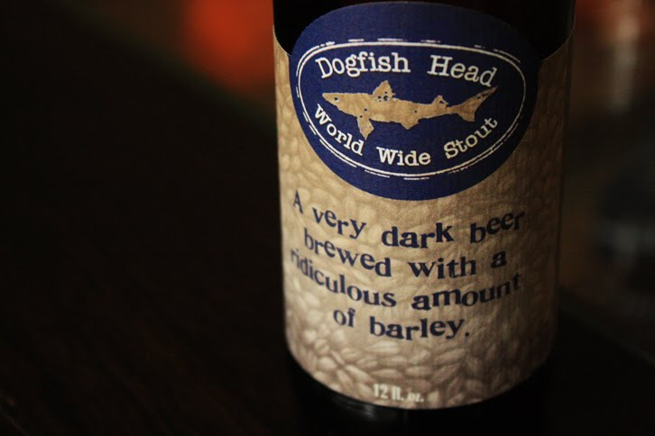 kraverie dogfish head beer.jpg