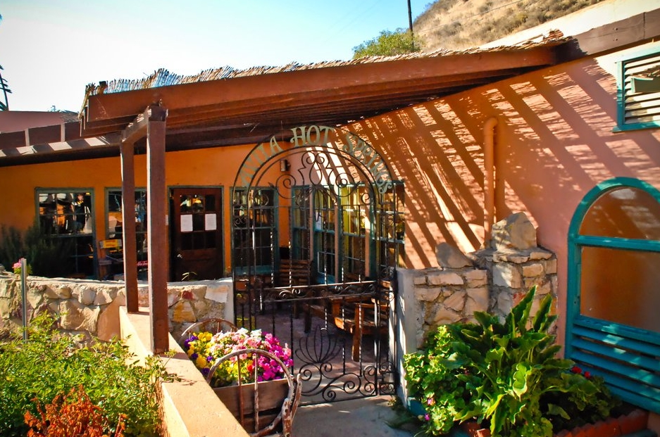 Massages available at Avila Hot Springs