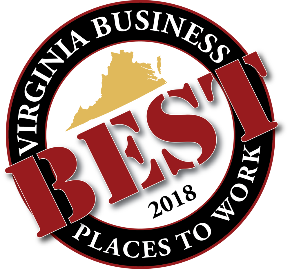 Virginia Business Best Places to Work 2018