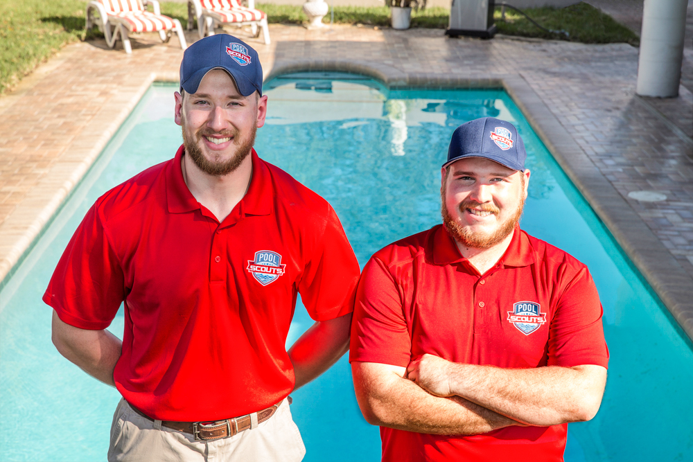 Pool Scouts Pool Cleaning Team