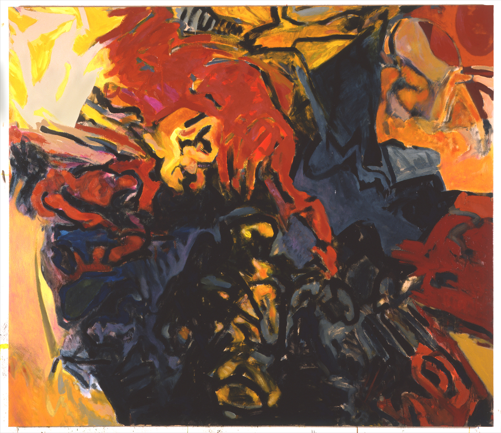 Caprice, on a Theme of Delacroix
