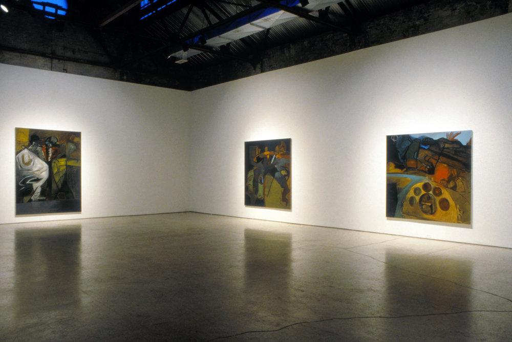 127 Plotek Leopold Installation olga korper gallery II 1995 138230.jpg