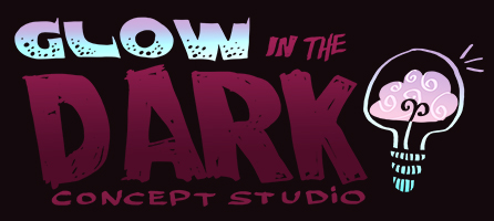 Glow in the Dark Concept Studio