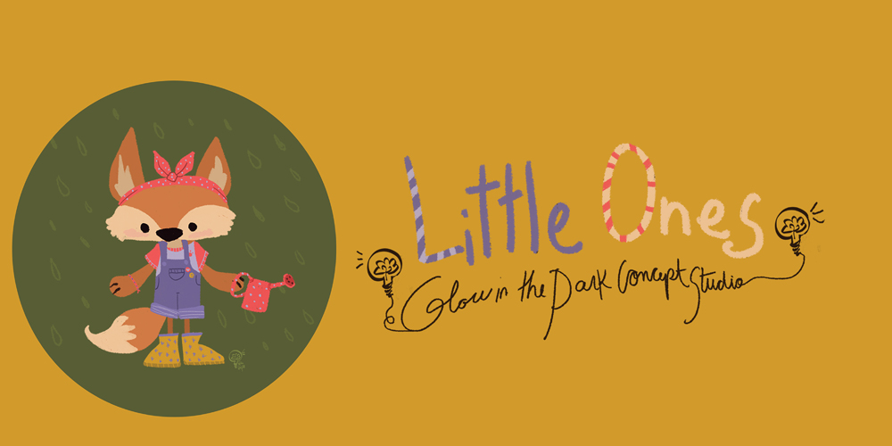 Little Ones  is a very child-centric brand that encourages the value and discovery of the  outdoors .