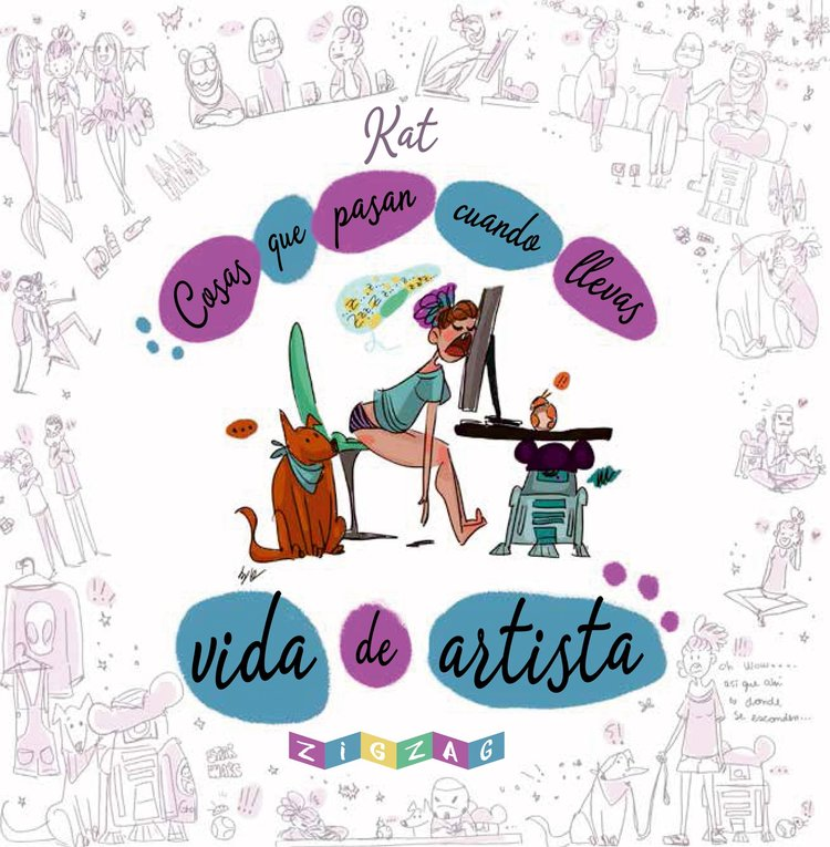 """Cosas Que Pasan Cuando Llevas Vida de Artista""   (""Stuff that Happens in an Artist's Life"") 