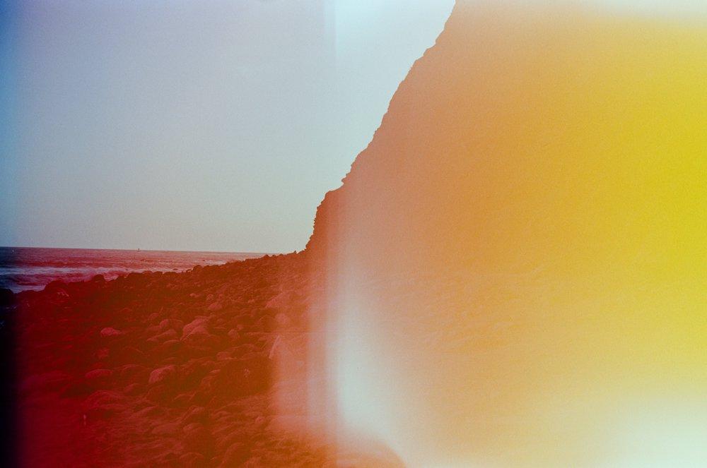 Dana Point, CA on Portra 160 35 mm film