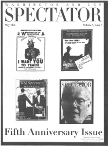 Vol. 5 No. 3, May 1994