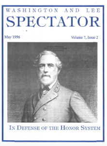 Vol. 7 No. 2, May 1996
