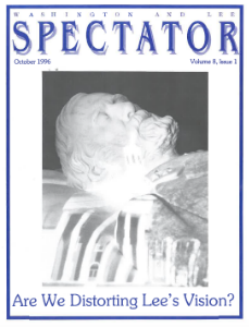 Vol. 8 No. 1, October 1996