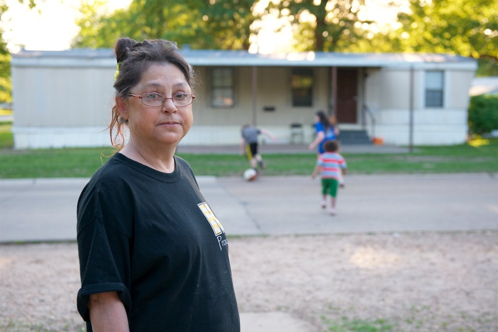 """The only hospital here is shutting down completely. But we need it. There's so much crime in this town – shootings and stabbings and fights. And there are babies being born. I'm speechless.""  ""So where will people go for healthcare?""  ""Cape. Poplar Bluff. About an hour or more away. I've been here all my life. I'm 51.""  ""Why do you stay?""  ""Because my mom's been here all of her life, and she's not going anywhere. She had nine kids, and this is where all my family is.""  (Kennett, MO)"