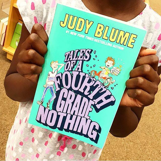 #SaturdayBookHunting #JudyBlumeForever