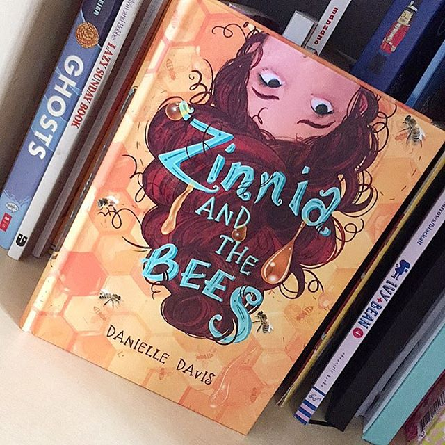 I think that Zinnia and the Bees by Danielle Davis is a great book. It is really funny and about friendship new and old. I  love that the bees have a part in the book! Its an amazing story, Andie, age 9. Many thanks to author Danielle Davis for this beautifully written (and illustrated) book. We really loved reading this one together. | ages 8 & up