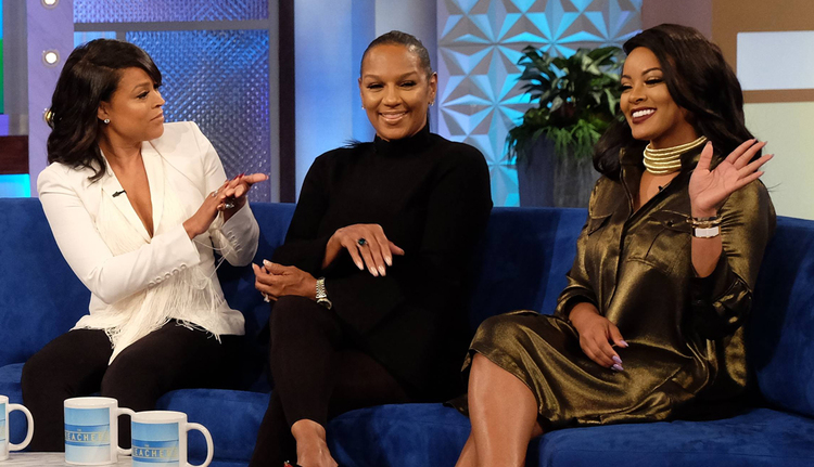 'Basketball Wives LA' Stars Respond to Ayesha Curry's Controversial 'Rigged' Tweet