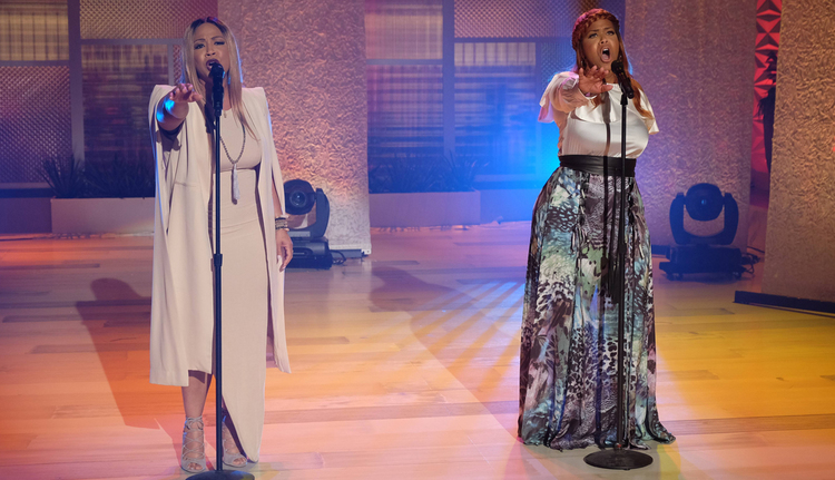 Watch Mary Mary's First Live Performance of 'Back to You'
