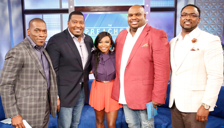'Power' Star Naturi Naughton on Singing in Church, Being Beautiful in Hollywood, and Lil' Kim