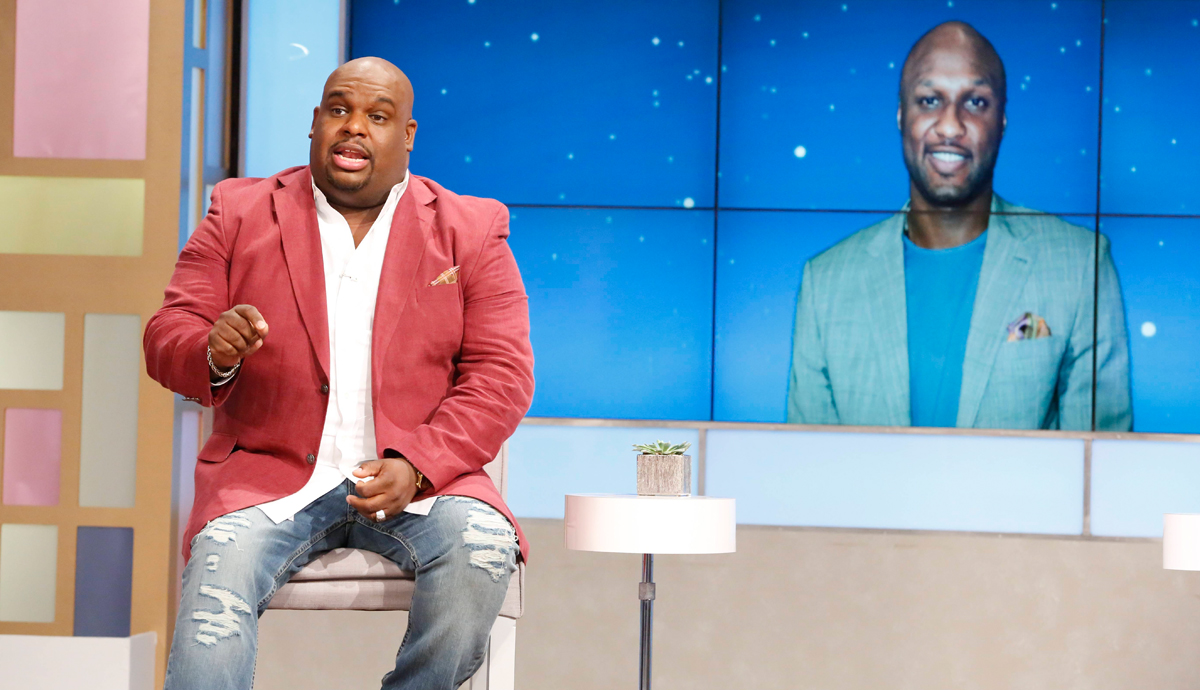 Pastor John Gray Sends a Message to Lamar Odom