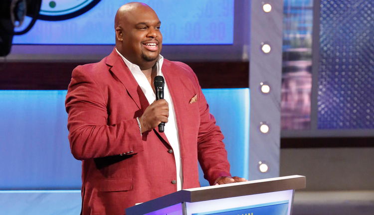 Pastor John Gray Performs 'The Blood is Real'