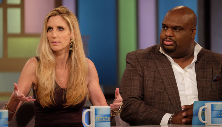 Ann Coulter Thinks Donald Trump Will Break Records with Black Voters
