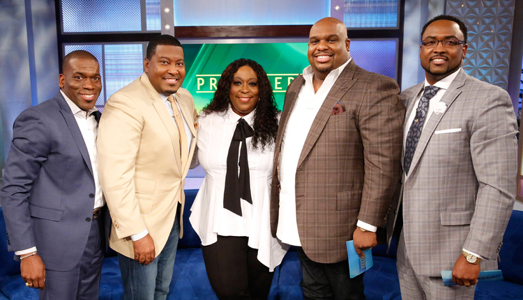Loni Love Reveals What Goes on Behind the Scenes at 'The Real'