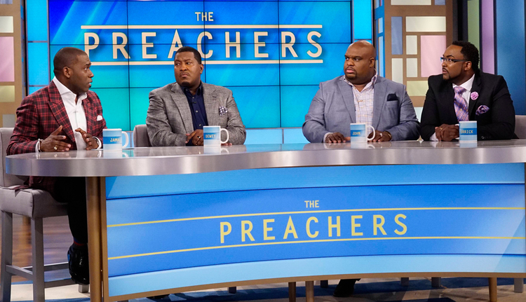 The Preachers Reflect on What They've Learned So Far