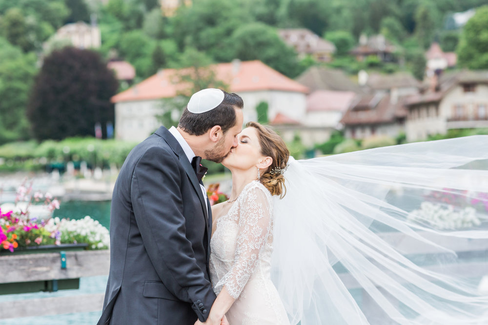 Lake Annecy Wedding