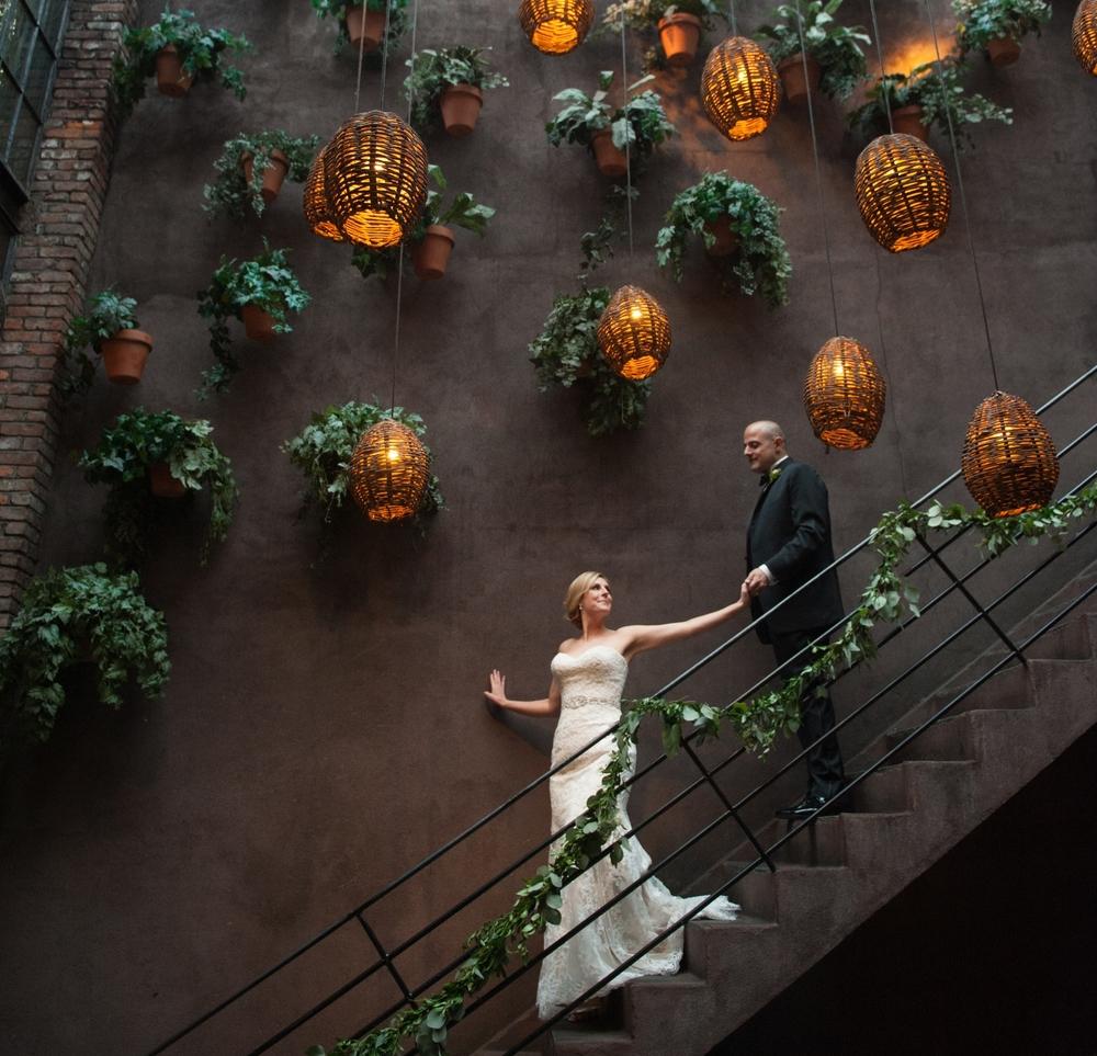 CLASSIC NYC WEDDING