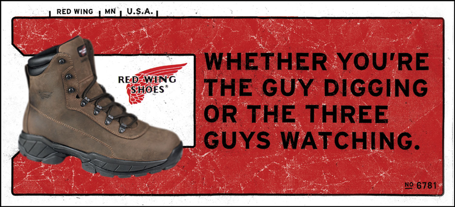 Red Wing Shoes Townsend