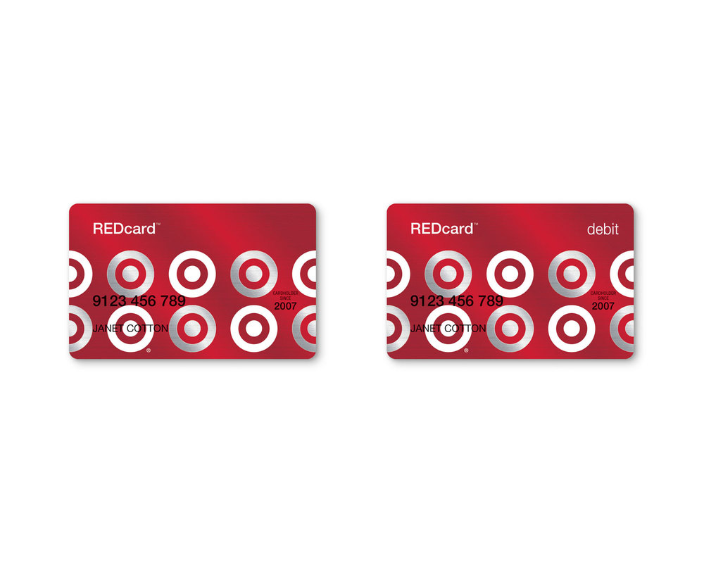 target redcard Target redcard offers 5% off all purchases at target, plus free shipping from targetcom, with no annual fee.