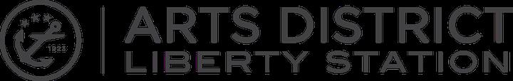 requested medium- ARTS DISITRCT Liberty Station - Horizontal Full Logo Grey copy 2.png