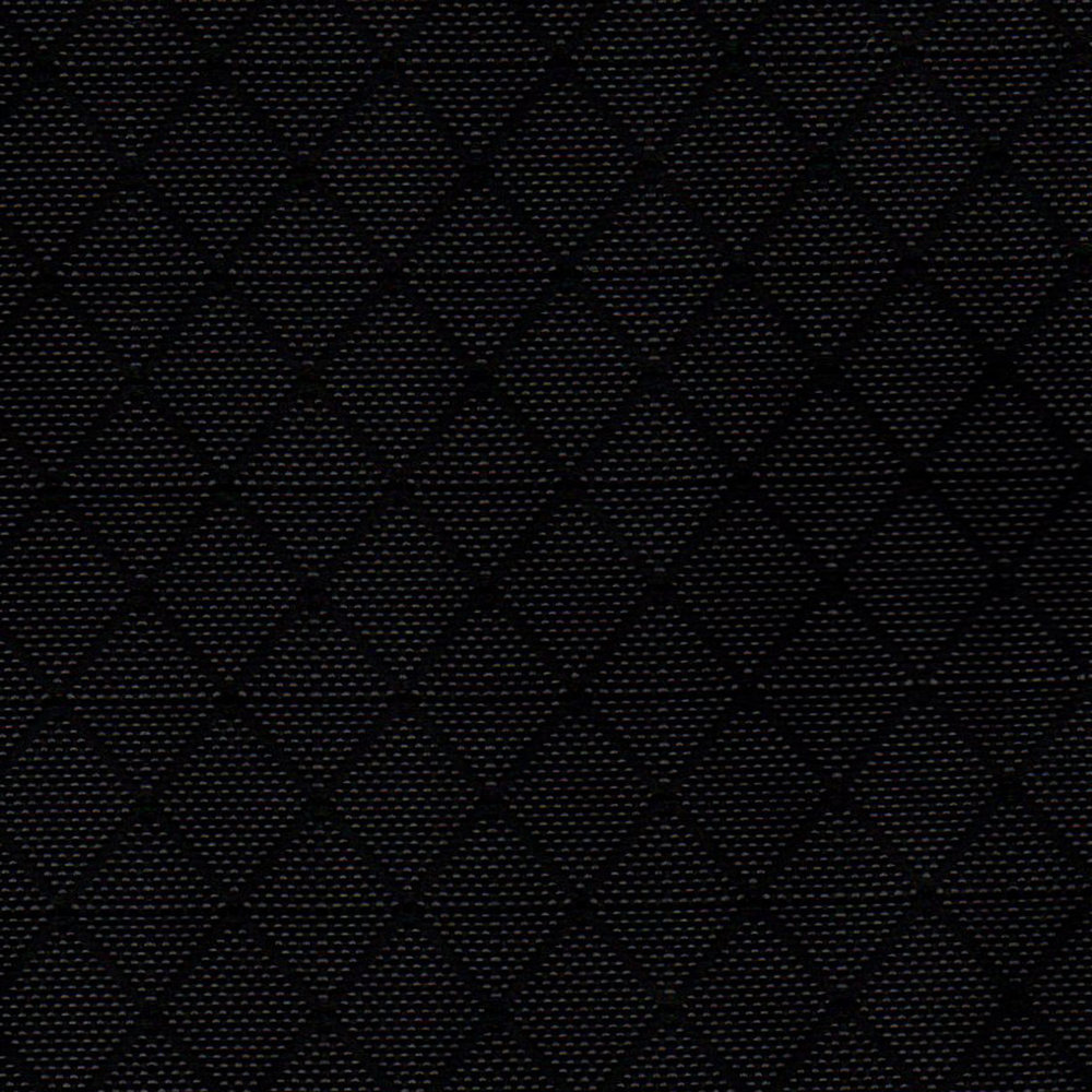 Diamond Fabric Black