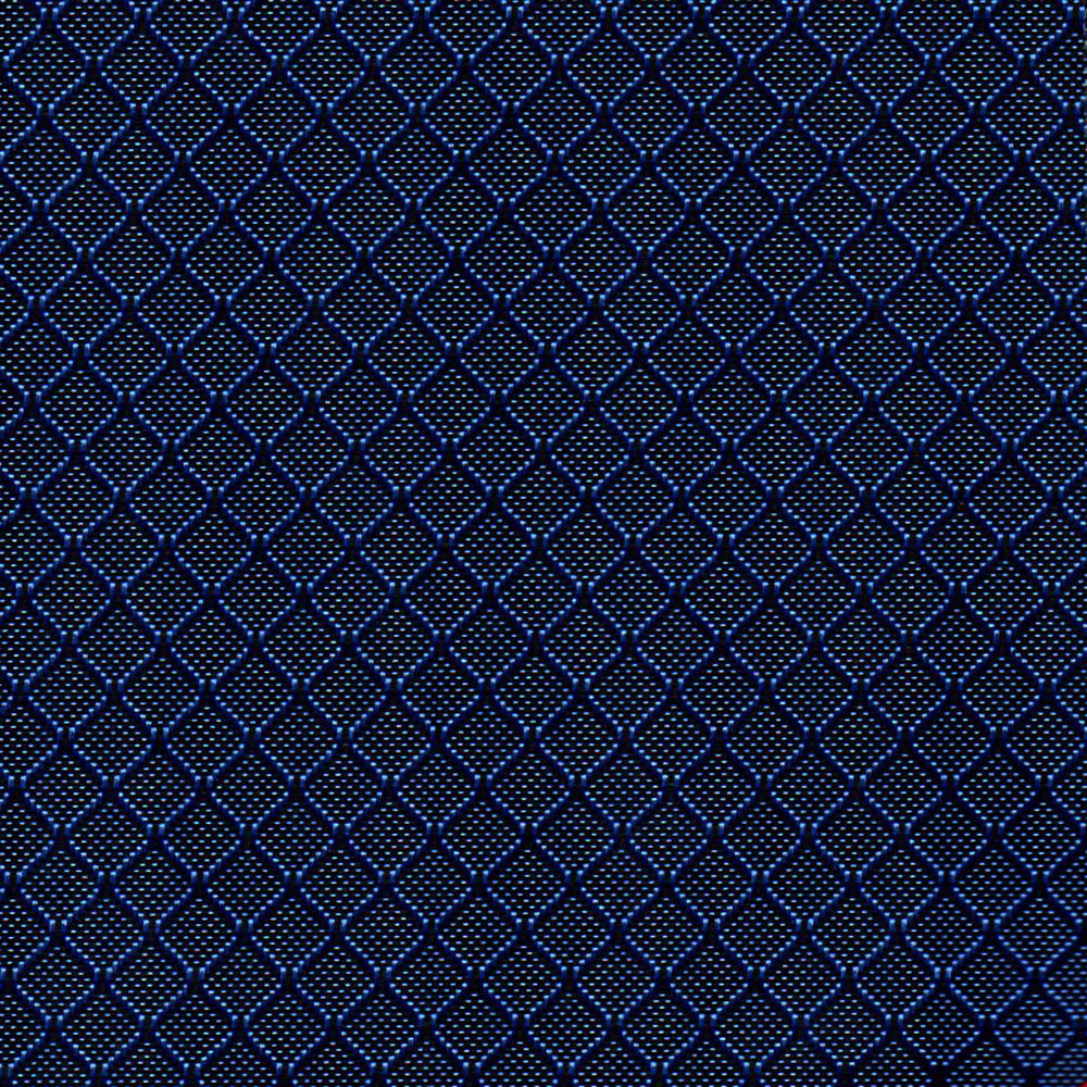 Diamond Fabric Blue