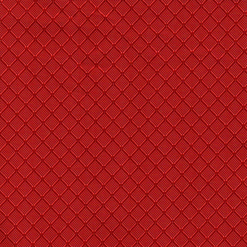 Diamond Fabric Red