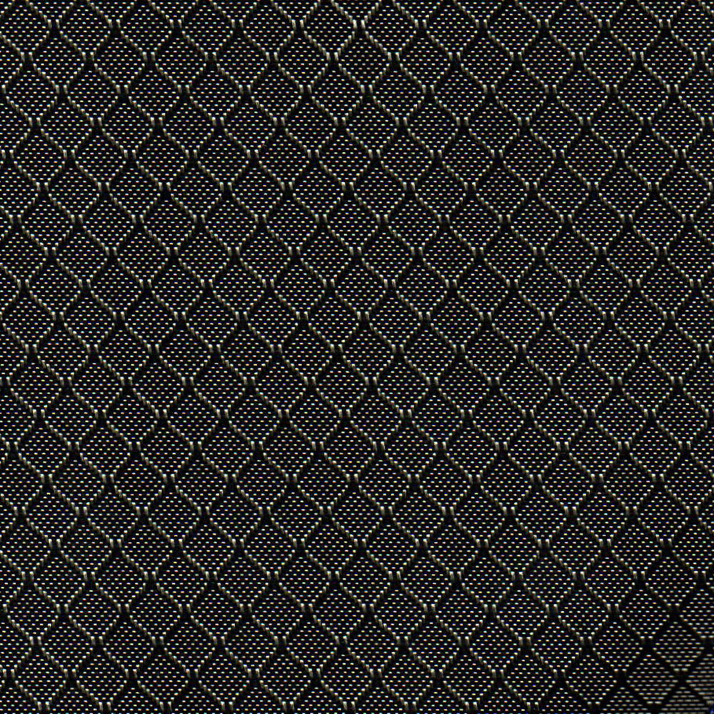 Diamond Fabric Silver