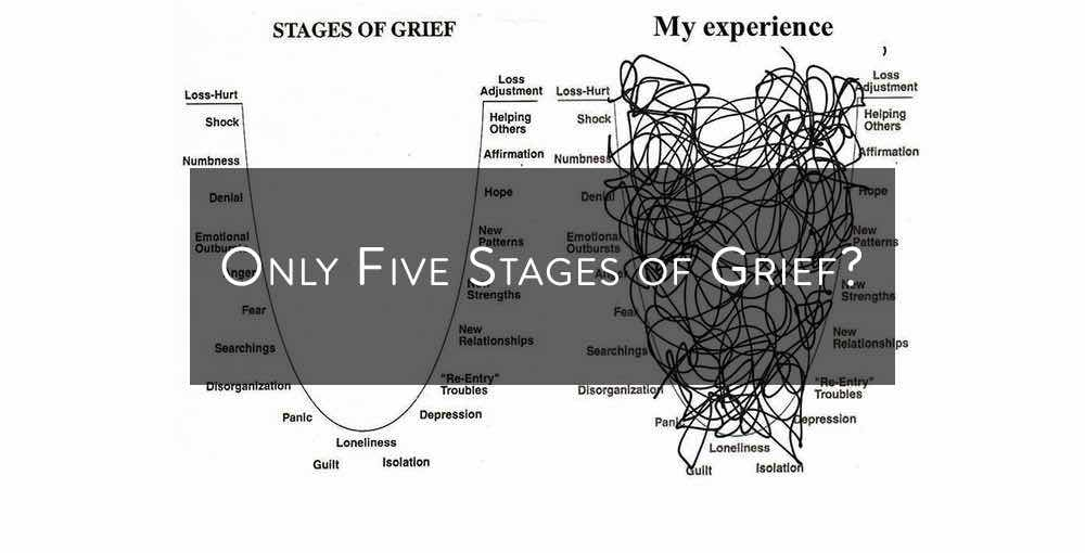 Only Five Stages of Grief?