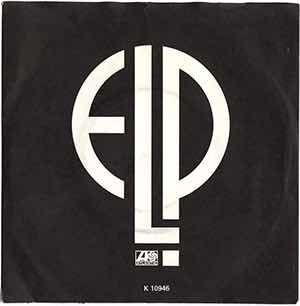 """""""Fanfare For The Common Man."""" Emerson, Lake and Palmer."""