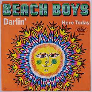 """Here Today."" Beach Boys."