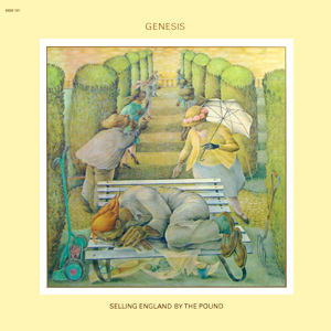 Genesis – The Cinema Show