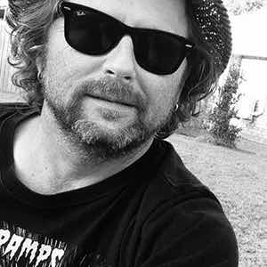 Chris Mccann - Music to Curator