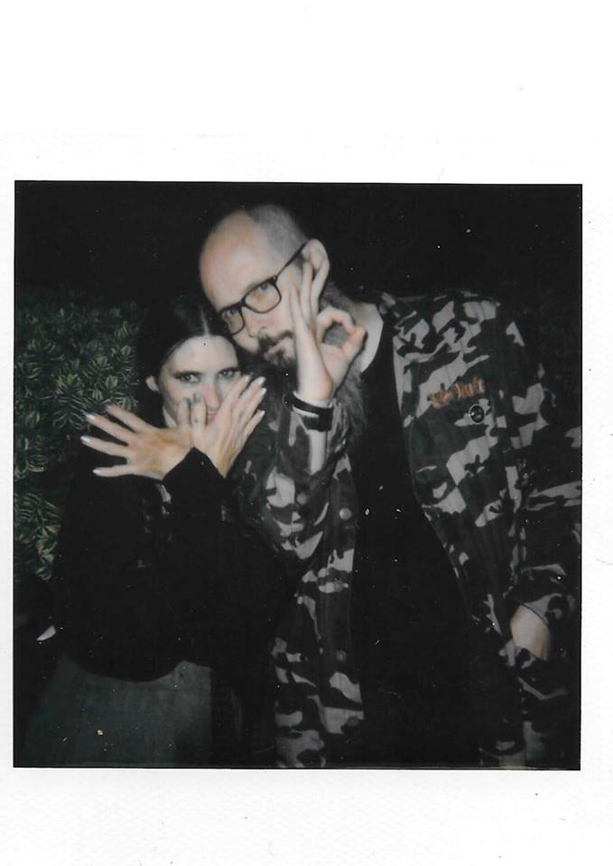 Idle Hands - AF Gang admins Louise Hughes and Brian MimpressPhoto: Lindsay Melbourne
