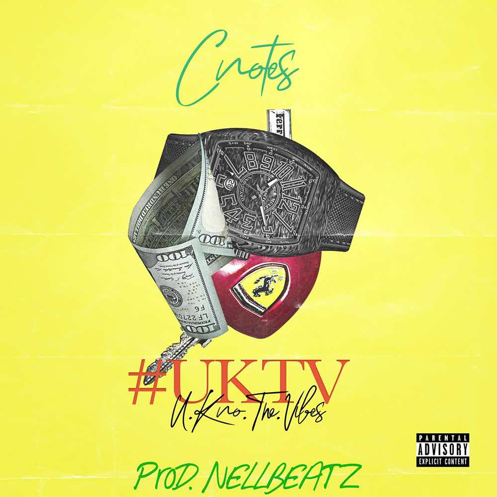 Uktv U Kno the Vibes - C Notes — Submit Your Track To Our