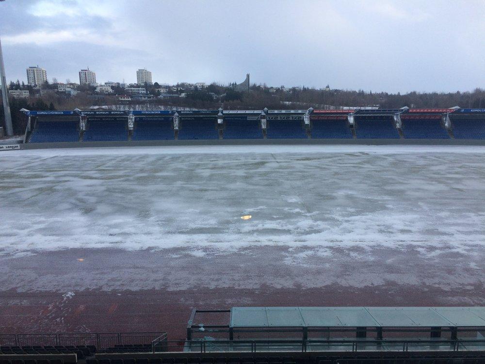 Laugardalsvöllur, Icelandic national stadium