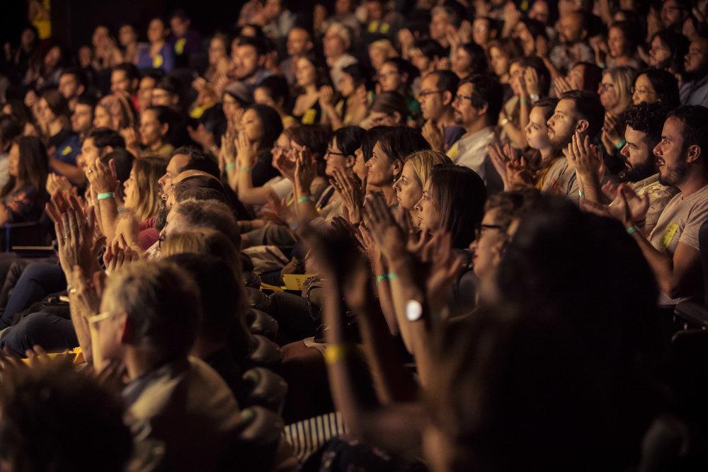 Público –Teatro FAAP
