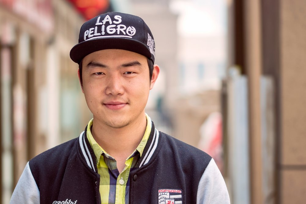 Peter Yu  //Sales Manager & Instructor