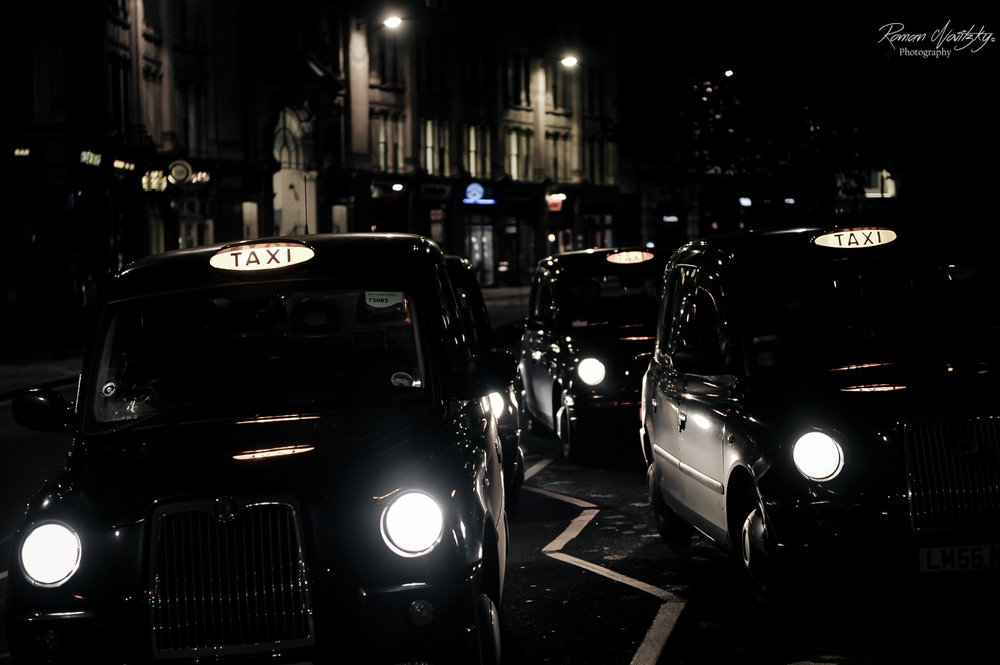 Nighttravel in London