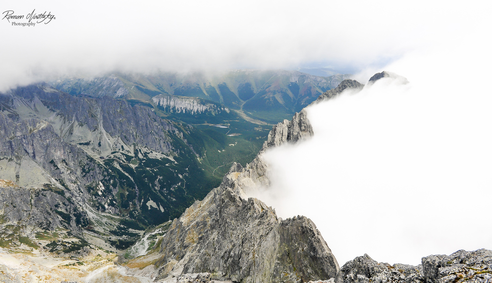 Lomnicky štít 2632m - High Tatras - Slovakia