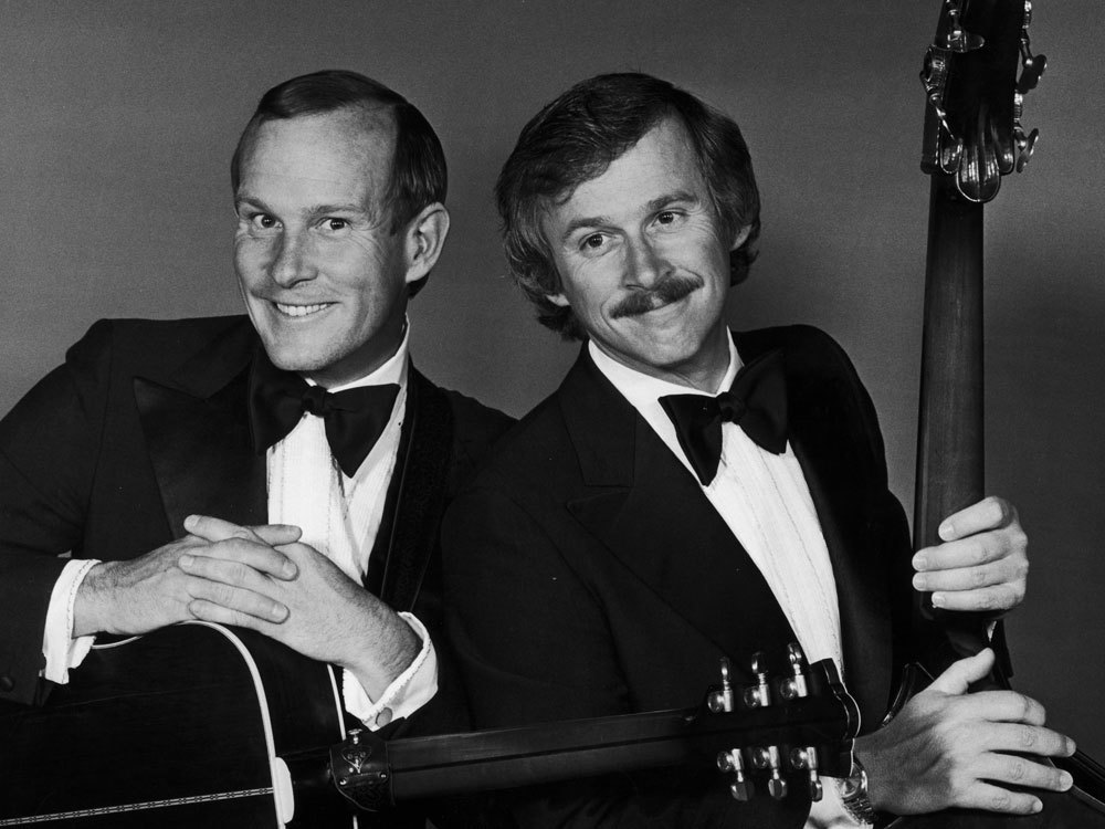 "The Smothers Brothers -   ""Out West"""
