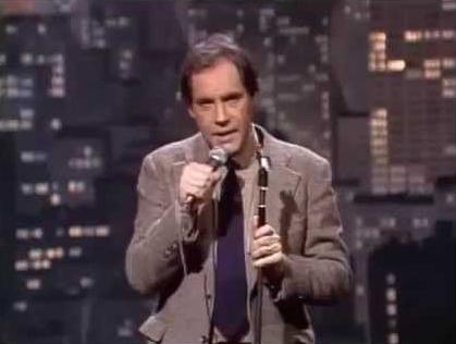 """Robert Klein -  """"at NYU"""""""