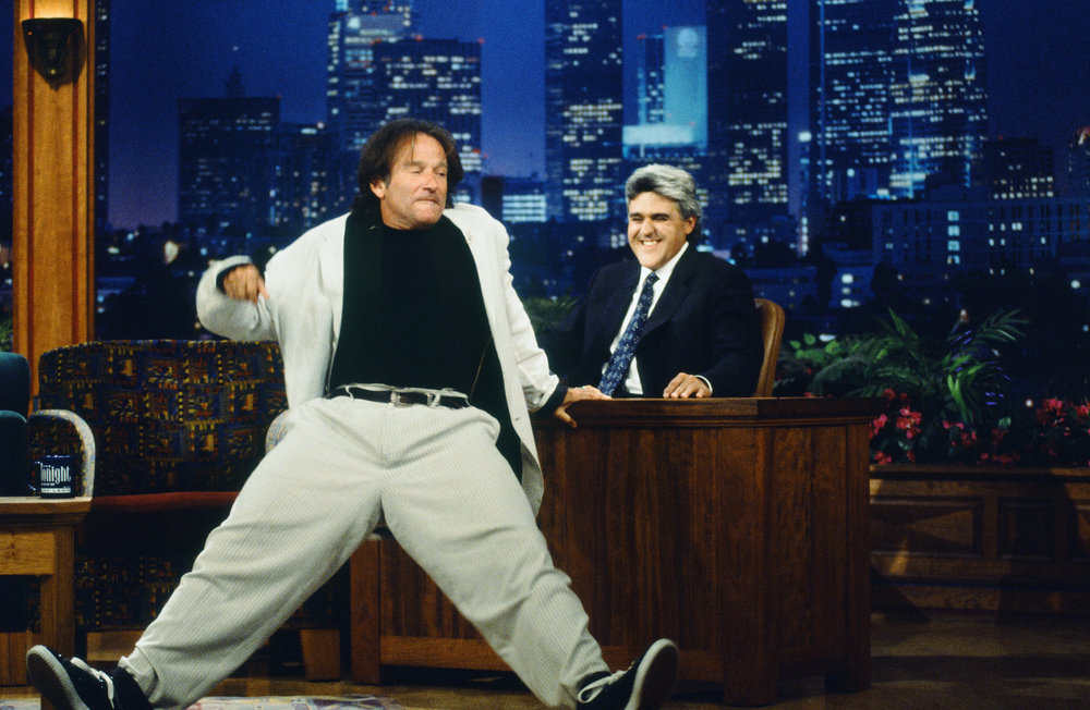 "The Young Comedians - Featuring Robin Williams & Jay Leno -   ""at The Improv West"""