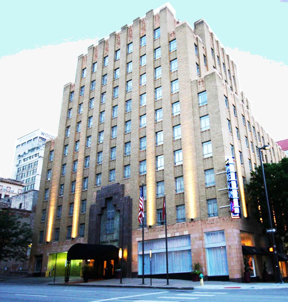 Hotel Deco Omaha Nebraska