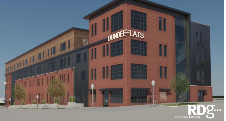 Dundee Flats Omaha Nebraska